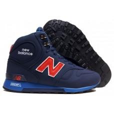 Зимние мужские кроссовки New Balance 1300 Blue/Red