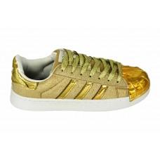 Кроссовки Adidas Superstar Gold