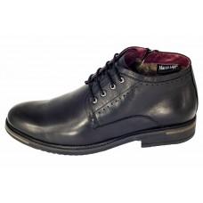 Зимние мужские ботинки Marco Lippi High BLack C