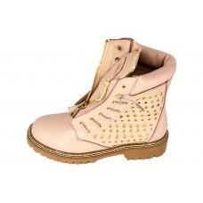 Ботинки Balmain Pink High