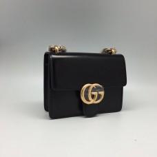 Женская сумка Gucci Black SM