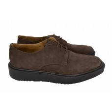 Ботинки Prada Oxford Broun X