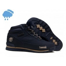 Мужские осенние кроссовки Timberland NM Field Boot Dark Blue