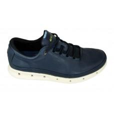 Осенние ботинки Ecco Biom Low Full Blue