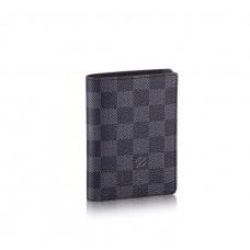 Чехол для паспорта Louis Vuitton BLue LV