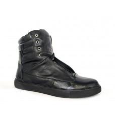 Осенние ботинки Iceberg Black High