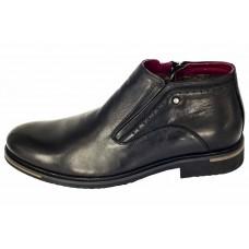 Зимние мужские ботинки Marco Lippi High BLack