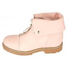 Женские ботинки Alexander McQueen Pink
