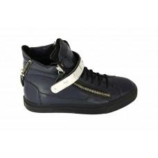 Осенние ботинки Giuzeppe Zanotti Blue High