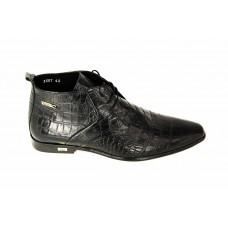 Ботинки Zilli Black CN