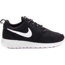 "Кроссовки Nike ""Roshe Run"" Black/White со скидкой"